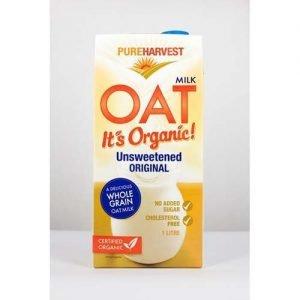 Pure Harvest Organic Oat Milk 1Lt