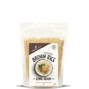 Ceres Organics Brown Rice Long Grain 500G