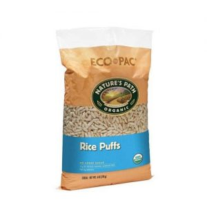 Natures Path Rice Puffs Organic Cereal 170G