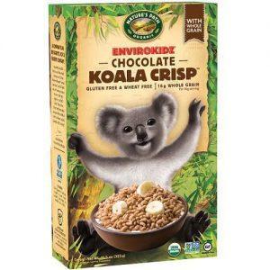 Natures Path Koala Crisp Chocolate 325G