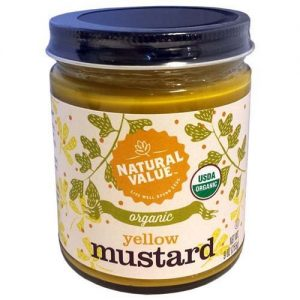 Natural Value Mustard Yellow 255G