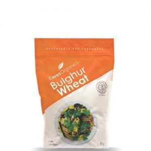 Ceres Organics Bulghur Wheat 500G