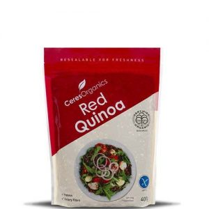 Ceres Organics Quinoa Red 400G