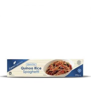 Ceres Organics Rice & Quinoa Spaghetti 250G