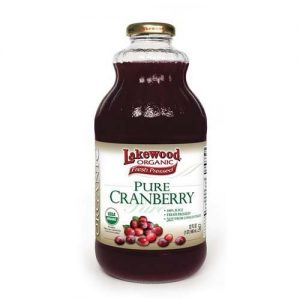 Lakewood Pure Cranberry Juice 946ML