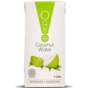 Oqua Organic Coconut Water 1L