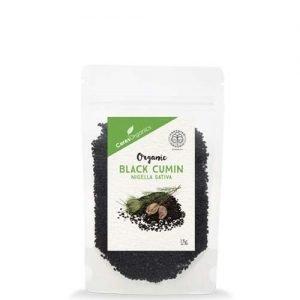 Ceres Organics Black Cumin Seeds 125G