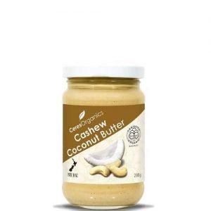 Ceres Organics Cashew Coconut Butter 280G
