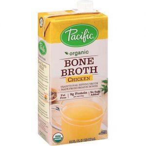 Pacific Natural Chicken Bone Broth 946ML