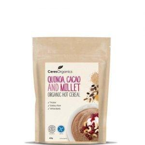 Ceres Organics Quinoa Cacao & Millet Hot Cereal 400G