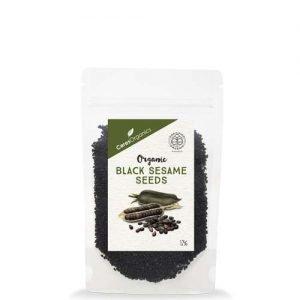 Ceres Organics Black Sesame Seeds 125G