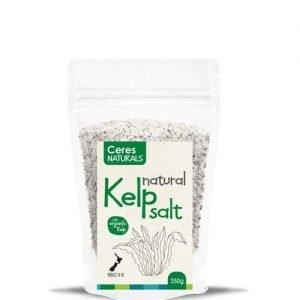 Ceres Organics Kelp Salt Natural 250G