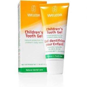 Weleda Childrens Tooth Gel 50ML
