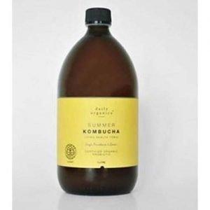 Daily Organics Kombucha Summer 1Lt