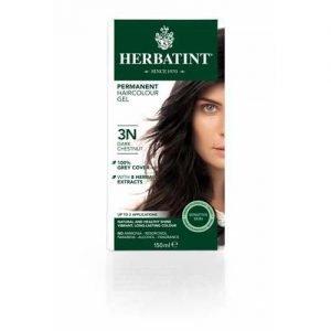 Herbatint Hair Colour Dark Chestnut 3N 150ML