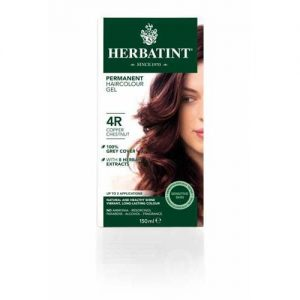 Herbatint Hair Colour Copper Chestnut 4R