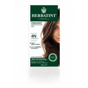Herbatint Hair Colour Chestnut 4N 150ML