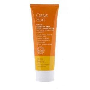 Oasis Sunscreen Spf30 250ML
