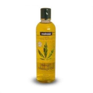 Melrose Hemp Massage Oil 300ML