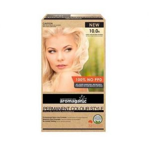 Aromaganic Hair Colour Ultra Light 10.0