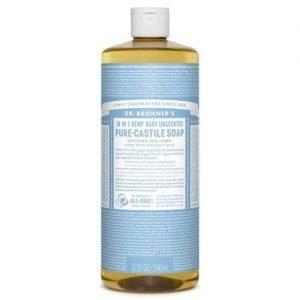 Dr Bronner Baby Castile Soap 944ML