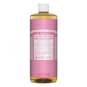 Dr Bronner Cherry Blossom Cherry Castile Soap 944ML