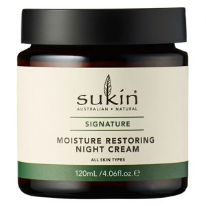 Sukin Restoring Night Cream 120ML