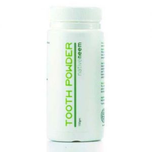 Organic Neem Tooth Powder 150G