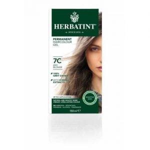 Herbatint Hair Colour Ash Blonde 7C 150M