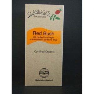 Claridges Botanicals Red Bush Tea 30 Bags