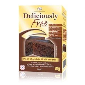 Naturally Good Chocolate Mud Cake 450G