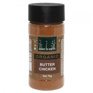 Down To Earth Butter Chicken 70G