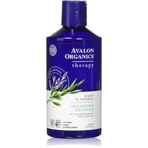 Avalon Organics Biotin B-Complex Shampoo 414ML