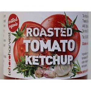Te Horo Harvest Roasted Tomato Ketchup 300G