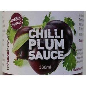 Te Horo Harvest Chilli Plum Sauce 330ML