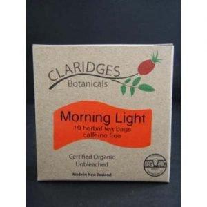 Claridges Botanicals Morning Light Tea 10 Bags