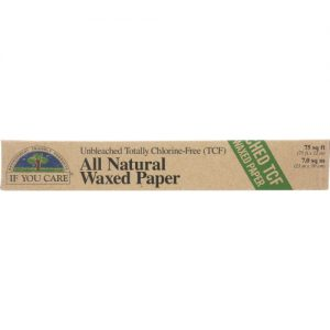 If You Care Unbleached Wax Paper 23M