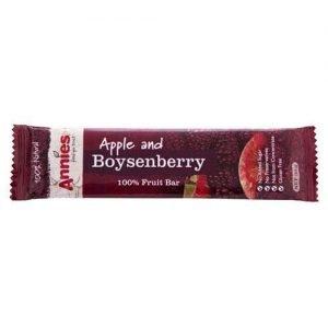 Annies Boysenberry Fruit Bars Apple & Berry 30G