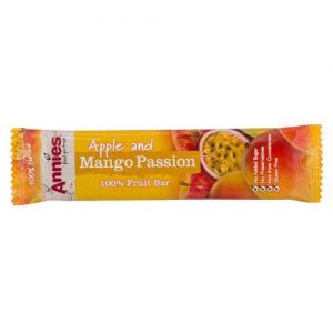 Annies AppleFruit Bars Mango Passion 30G