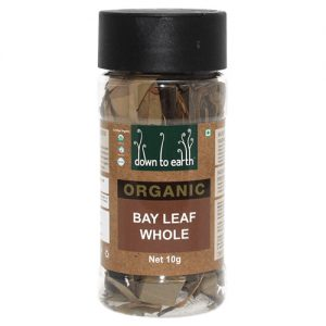 Down To Earth Bay Leaf Whole 10G