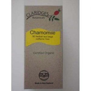 Claridges Botanicals Chamomile Tea 30 Bags