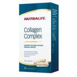 Nutralife Collagen Complex 60 Caps