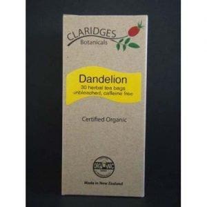 Claridges Botanicals Dandelion Tea 30 Bags