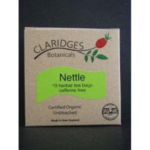 Claridges Botanicals Nettle Tea 10 Bags