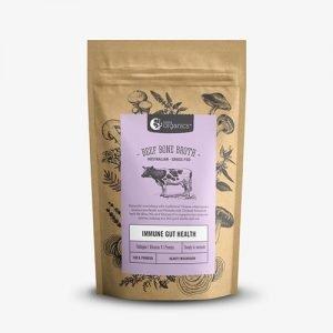 Nutra Organics Beef Bone Broth Mushroom 100G