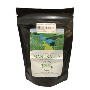 Manuka Harvest Manuka Tea – Wild Grown 60G