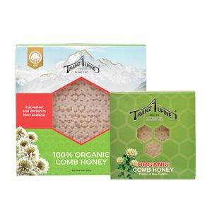 Tranz Alpine Honey Comb 340G