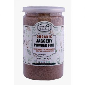 Down To Earth Jaggery Powder Fine 850G