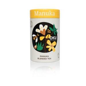 Oku Kawakawa Loose Leaf Tea Manuka 30g