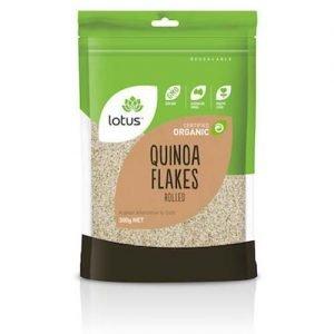 Lotus Quinoa Flakes 300G